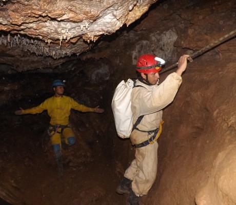 """Подземно приключение"" – Карлуково 2013"