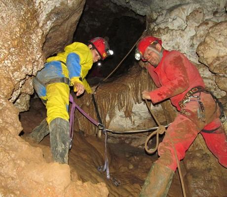"""Подземно приключение"" – Карлуково – 2015"