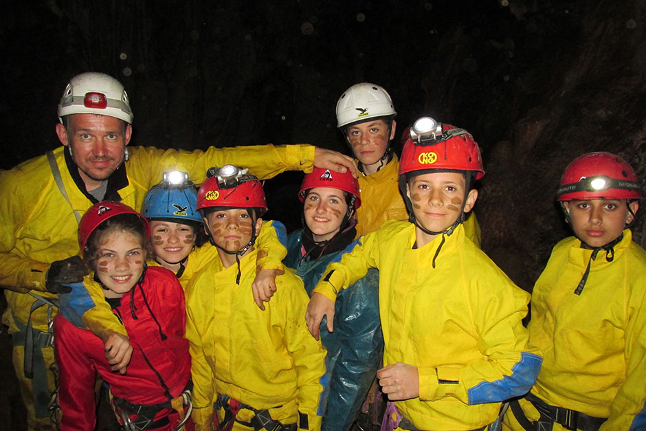 Подземно приключение Карлуково
