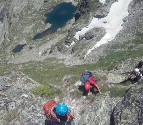 """""""Алпийско приключение – над 2500"""" – Рила /42°10′С – 23°23′И/ – 2016"""