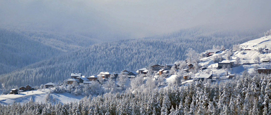 Зимно приключение в най-високото и красиво родопско село