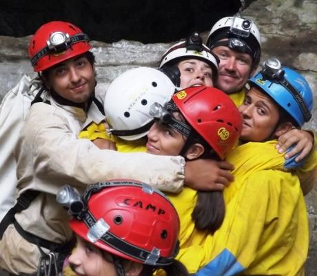 Подземно приключение Карлуково, 11 – 16 април 2020г.