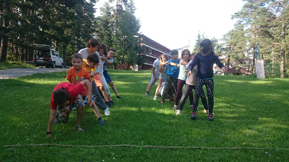 детски лагер Приключенска мисия Рила