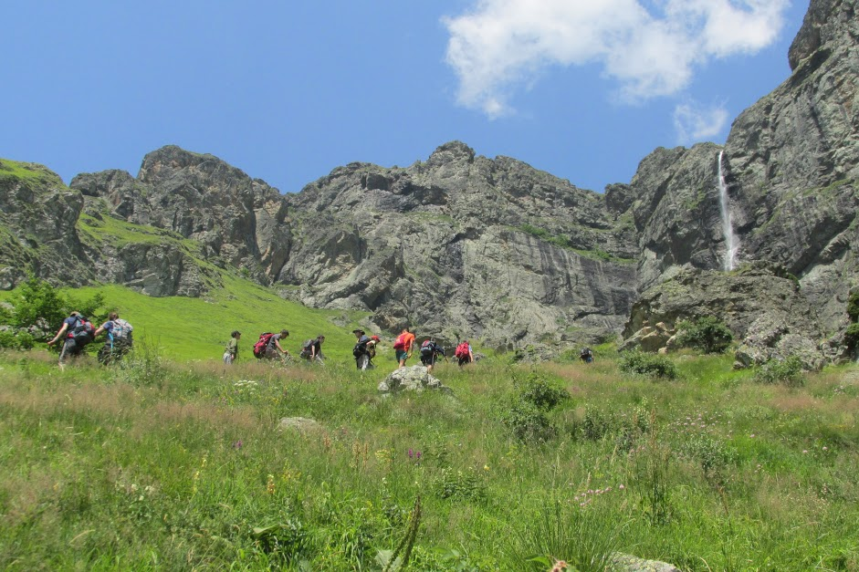Детски лагер Стара планина - Райското пръскало
