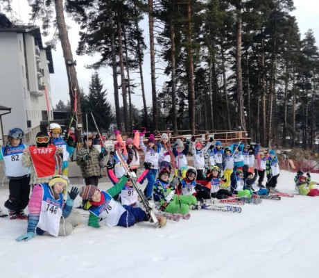 Ски лагер 2019