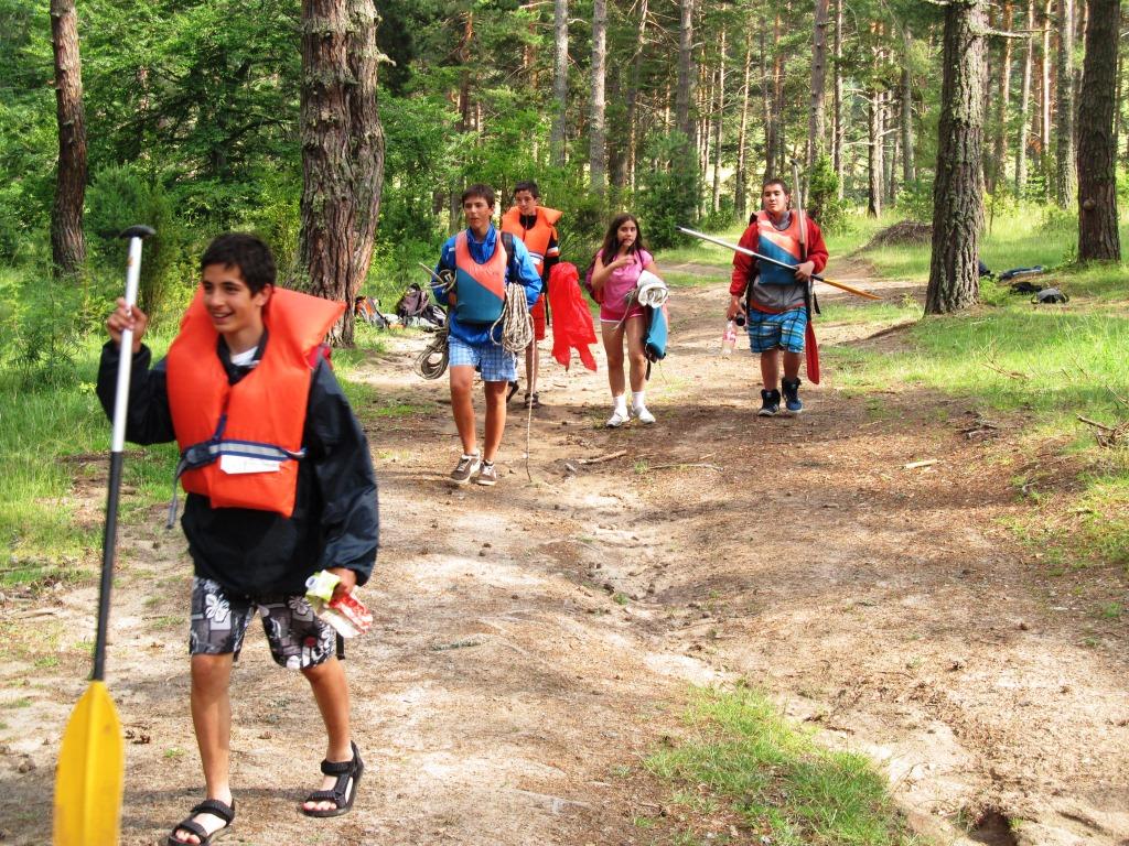 Детски ветроходен лагер яз. Батак 2019