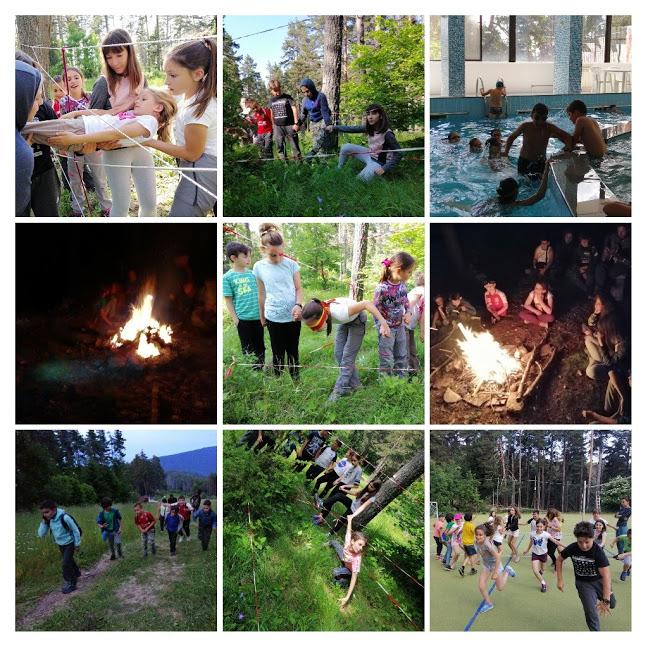 Детски лагер Приключенска мисия Родопи