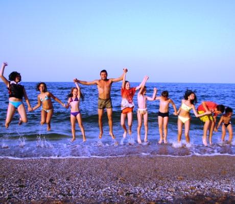 Морски лагер Йо-хо-хо, 3-13 август