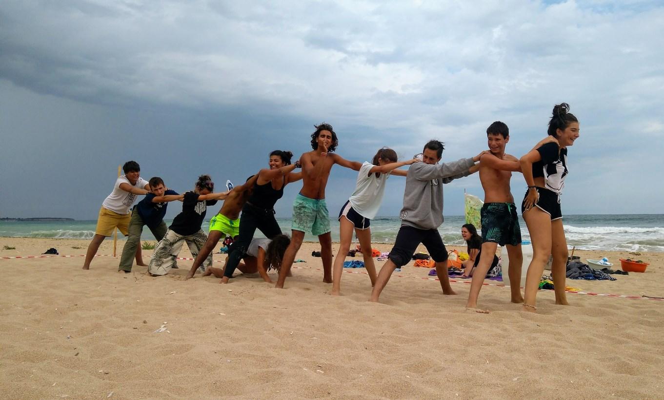 Морски лагер Йо-хо-хо