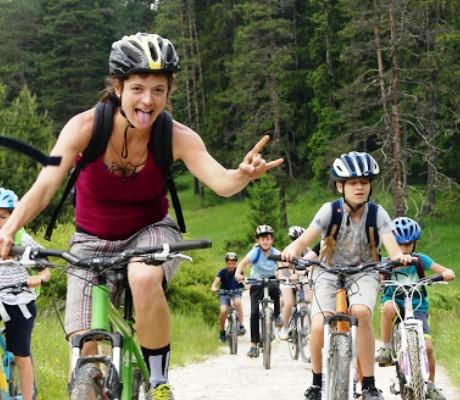 Крива капла 1: вело-каяк експедиция, 1-7 август