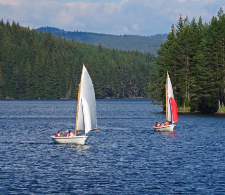 """Вело-ветроходен лагер """"С колела и лодки по вятъра"""", 9-15 юли 2021"""