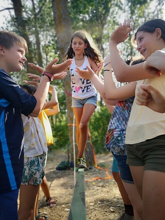 Детски лагер Силистар
