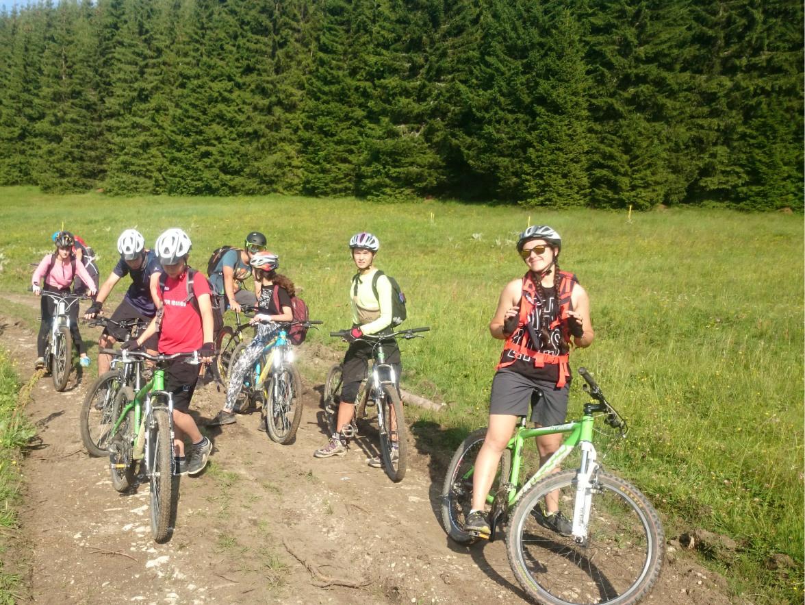вело лагер Крива капла